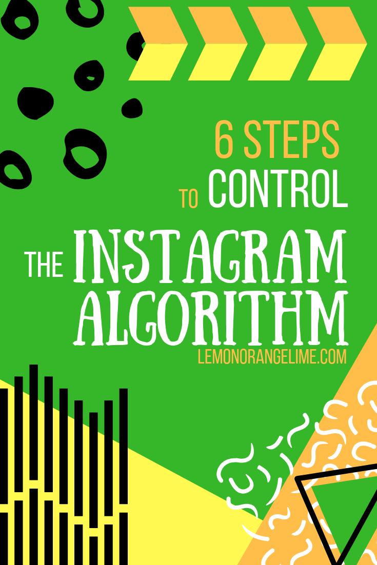 The Instagram Algorithm